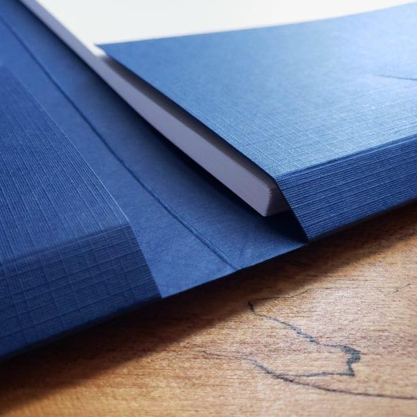 Custom presentation folders for professionals