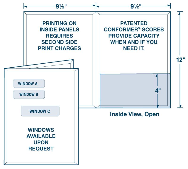 conformer folders custom folders dimensions