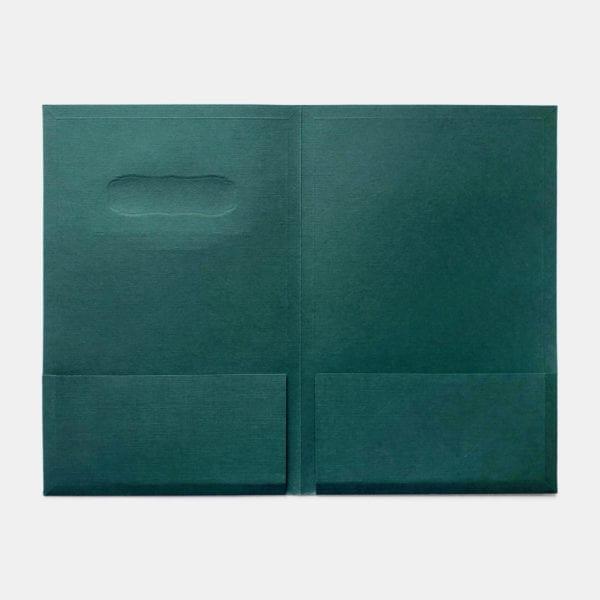 high quality twin pocket presentation folders