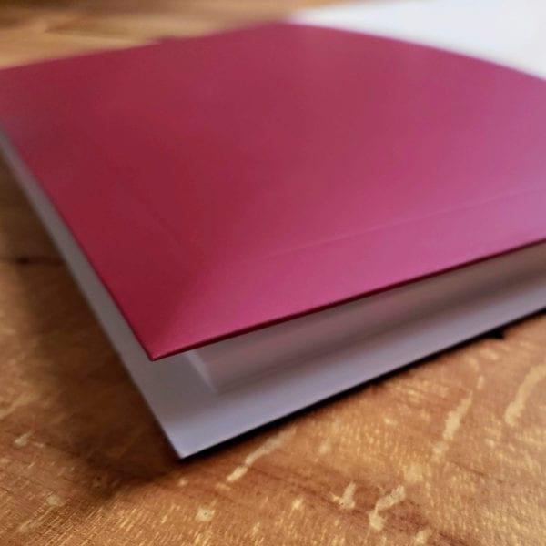 High-end presentation folders