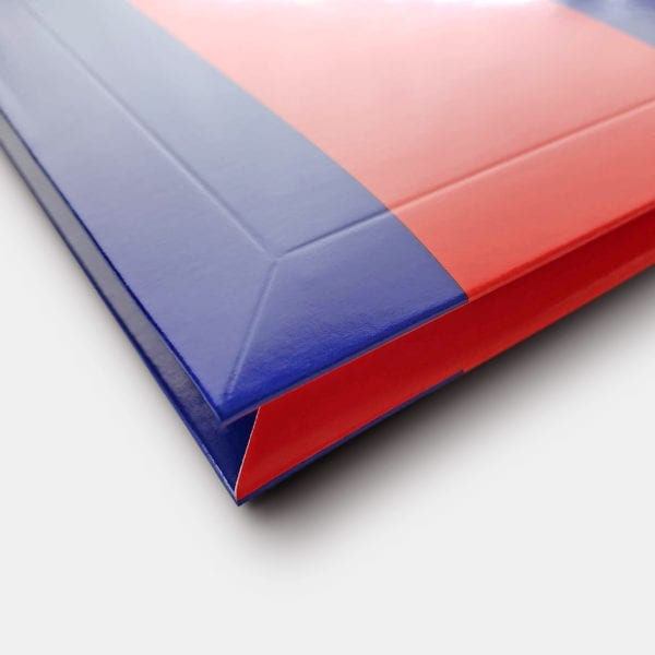 Custom design business and presentation folders