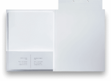 Custom tax folders for tax accountants