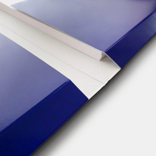 Legal-sized two pocket folders