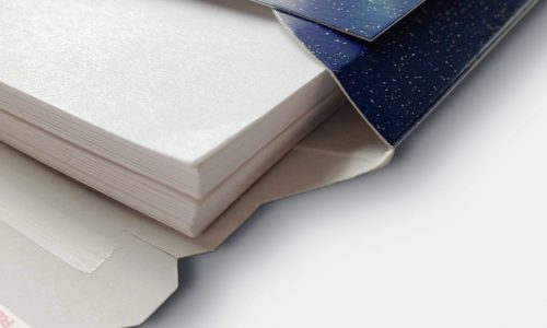luxury folders and mailers
