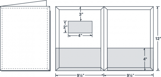 conformer custom presentation folders